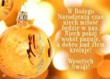 ŻYCZENIA na BOŻE NARODZENIE śmieszne i krótkie świąteczne wierszyki. Życzenia do wysłania przez telefon [SMS, Facebook]