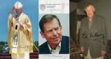 Św. Jan Paweł II, Bush, Havel, Hillary, Miłosz. Prezentujemy niezwykły zbiór autografów Zbigniewa Dranki z Jasła - cz. 1 [GALERIA]