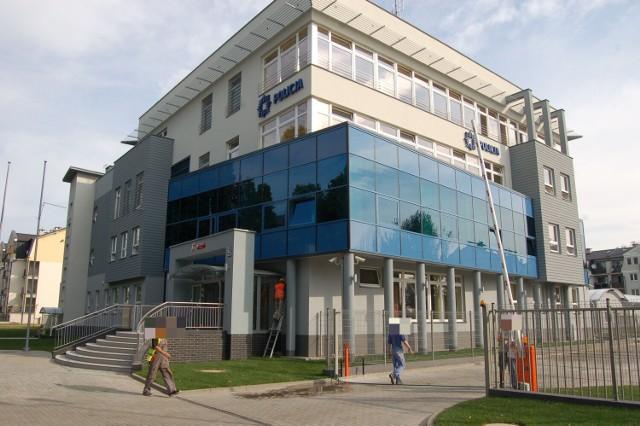 Szczecinecka komenda policji