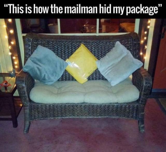 Zginęła ci paczka? Zobacz, gdzie kurierzy mogą zostawić twoją przesyłkę!