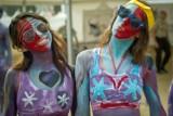 Przystanek Woodstock 2014 [ZDJĘCIA]. Bodypainting czyli malowane ciała