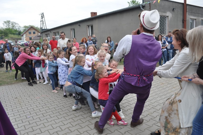 Festyn w Lubiatowie: pogoda była łaskawa dla mieszkańców...