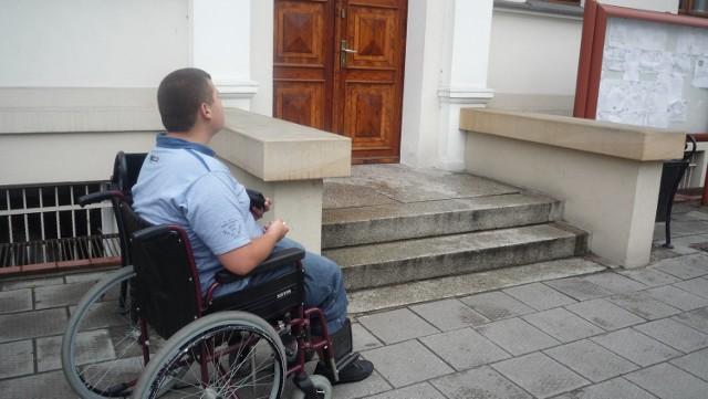 Dom dziennego wsparcia jest niezwykle potrzebny niepełnosprawnym