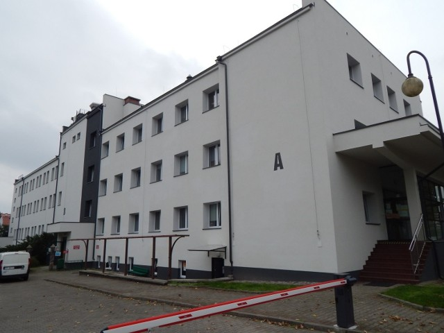 W połowie listopada w Ustce kończy się obiektów słupskiego szpitala. Od początku 2022 roku w parterowym budynku będzie działała nowa przychodnia
