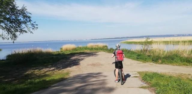 Trasa rowerowa pomiędzy Szczecinem Dąbiem a Lubczyną ma być dokończona dopiero w 2023 roku