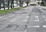 Tarnobrzeg. Rejon Dróg Miejskich bierze się za łatanie dziur w drogach. Jest bardzo dużo interwencji