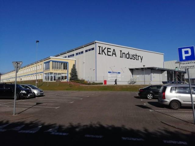 Fabryka IKEA Industry w Goleniowie