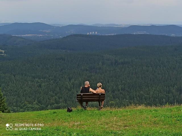 Obłędne zdjęcia z Dzikowca . Na szczyt dojdziecie w pół godzinki. By go zdobyć trzeba trochę się zmęczyć, ale te widoki wynagrodzą Wam trud