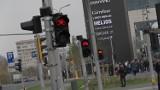 Kórnicka/Jana Pawła II: Mieszkańcy skarżą się na sygnalizacje dla pieszych obok Posnanii