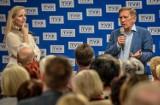 Festiwal Dwa Teatry 2018 w Sopocie. Tłumy na spotkaniach z Janem Englertem i Arturem Żmijewskim [zdjęcia]