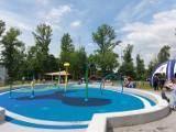 Wodny plac zabaw w Chorzowie skraca godziny otwarcia. Jaki jest powód?