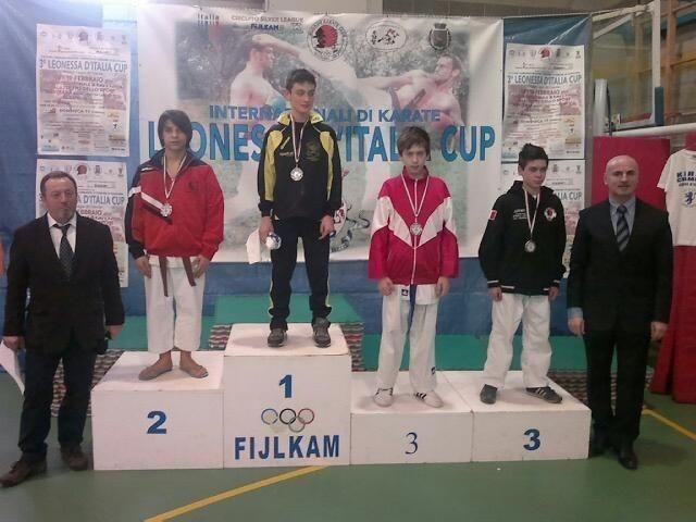 Filip Vogt brązowy medalista na turnieju w Bresi
