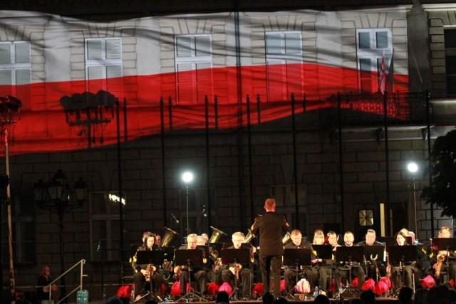 Obchody upamiętniające setną rocznicę Piłsudskiego w Koninie