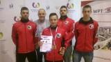 Karate: Maciej Drążewski z brązowym medalem Mistrzostw Polski