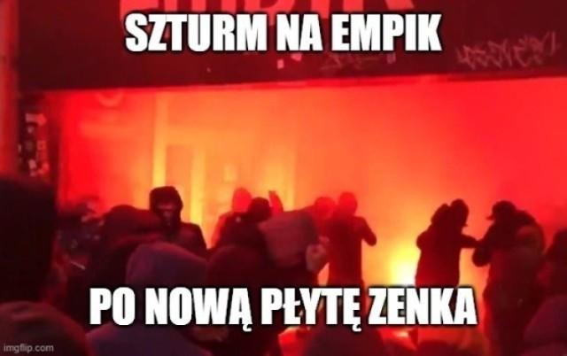 Internauci jak zwykle nie zawiedli i po Marszu Niepodległości stworzyli masę memów opisujących środowe zajścia z Warszawy