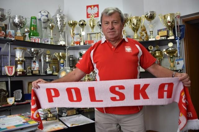 Adam Sokołowski - omnibus sportowy i mistrz Polski kibiców.