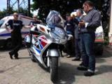 Gdańsk: Nowy motocykl dla ratowników medycznych. Honda zastąpi wysłużonego Harleya ZDJĘCIA