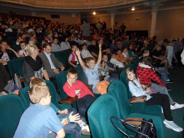 Fortum dla Śląskich Dzieci - podsumowanie II edycji akcji w Teatrze Nowym w Zabrzu