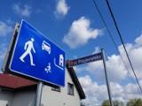 Ciąg pieszo – jezdny i oświetlenie na Przyjacielskiej w Ostrowie Wielkopolskim na ukończeniu