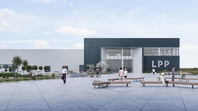 Tak będzie wyglądać centrum dystrybucyjne LPP w Brześciu Kujawskim.