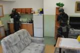 Jednostka specjalna policji ćwiczy w Słupsku