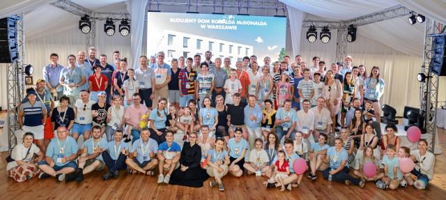 Charytatywny Piknik Rodzinny Fundacji Ronalda McDonalda