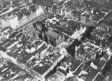 Zdjęcia lotnicze Wrocławia z czasów II wojny światowej. Rozpoznajesz ulice, budynki, osiedla?