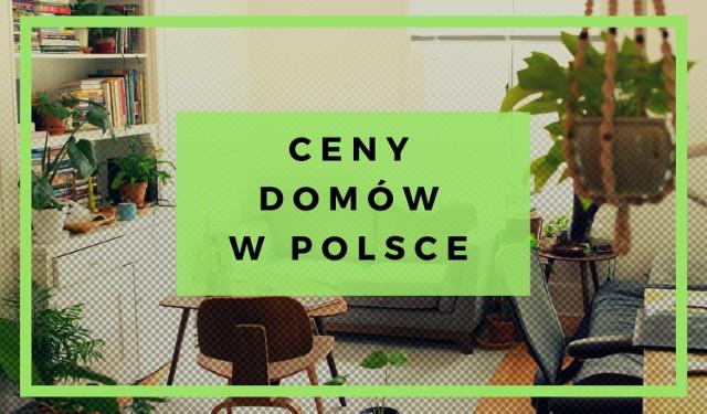 Boom na mieszkania trwa w Polsce już od wielu lat – równie silny jest jednak popyt na domy wolnostojące. Chętnych do zakupu nie brakuje w całym kraju, a ceny domów utrzymują się w większości miast na wysokim poziomie.  Ile płaci się obecnie za domy na sprzedaż? Zobacz nasze zestawienie cen! Dane ofertowe zebrał serwis ogłoszeniowy Gratka.pl.