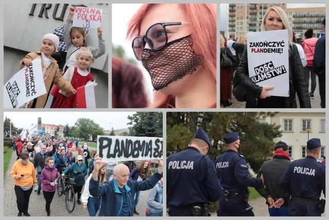 Marsz o wolność we Włocławku