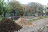 Plac zabaw w Poznaniu: Będzie miejsce dla dzieci w parku Drwęskich [ZDJĘCIA]