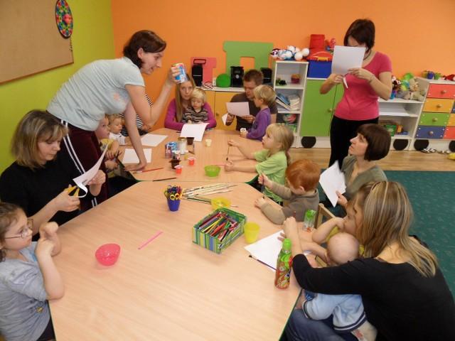 W Miejskim Domu Kultury Batory odbywają się rodzinne warsztaty przygodowe