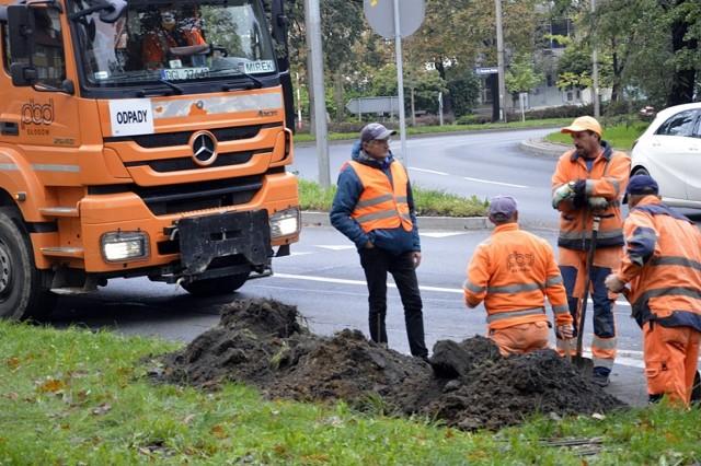 Największe rondo w Polsce do remontu