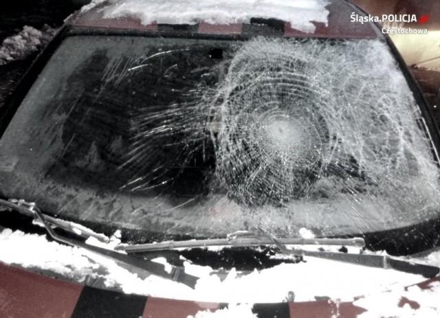 Okoliczności tragicznego wypadku bada częstochowska policja