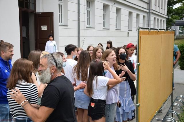 Wywieszone listy w LMK Włocławek