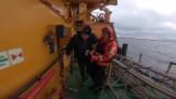 Ratownicy apelują do żeglarzy - zostańcie w portach [wideo]