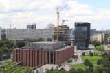 Oszałamiające Katowice. Widok na miasto, Spodek, Park Śląski, Beskidy z wieży widokowej Muzeum Śląskiego. Zobaczcie zdjęcia!