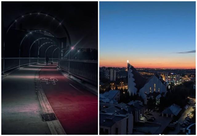 Instagram to prawdziwa skarbnica zdjęć. Sprawdziliśmy, jakie fotografie Lublina nocą zamieszczają użytkownicy. My jesteśmy pod wrażeniem! Zobaczcie sami!