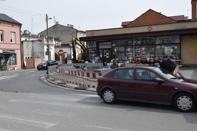 Prace przy przebudowie sieci cieplnej w ulicy Strykowskiej rozpoczęły się