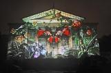 Pokaz 3D na budynku Teatru Wielkiego w Poznaniu [ZDJĘCIA]