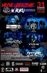 Mocne uderzenie w BUKu.  Open Air Metal Festiwal  w sobotę, 31 sierpnia