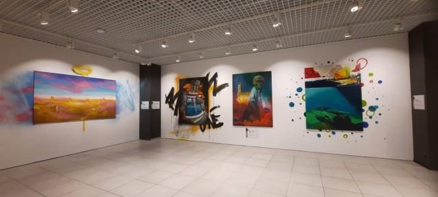 W Gemini Park Tychy stanęła galeria street artu. Sztuka uliczna zawitała pod dach tyskiego centrum handlowego.