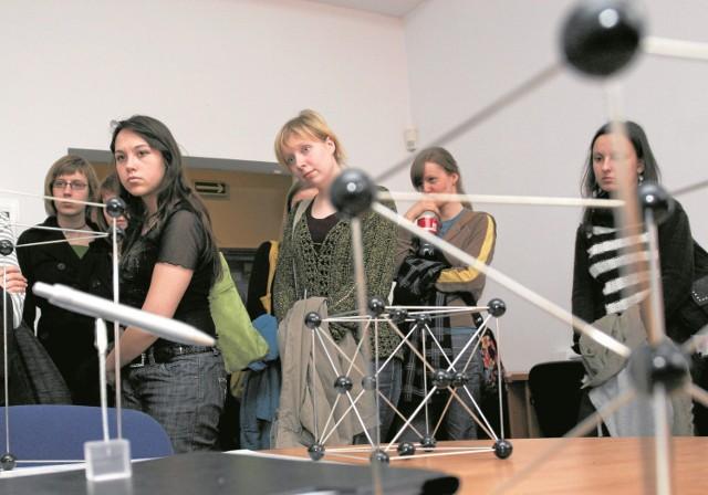 Dziewczyny na politechniki 2014