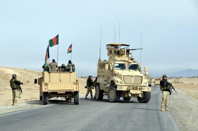 XIV zmiana PKW Afganistan kończy swoją służbę [ZDJĘCIA]