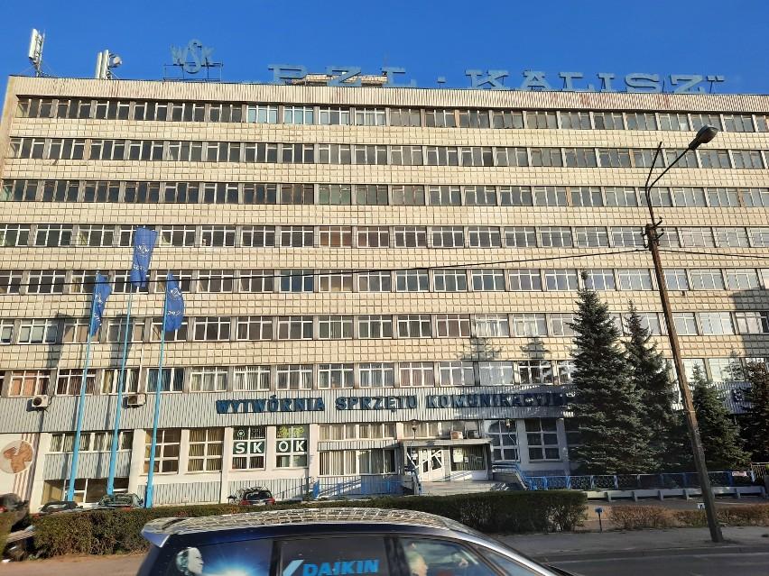 WSK Kalisz wystawiła na sprzedaż swój wielki biurowiec