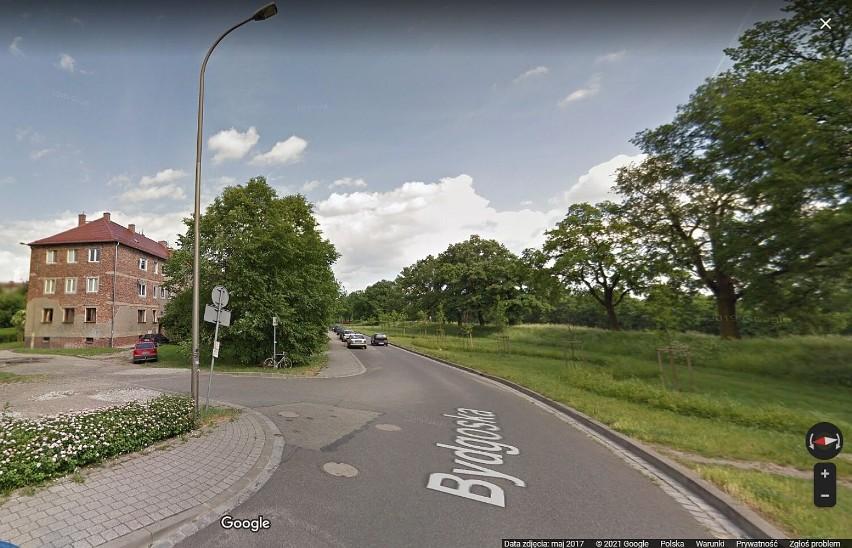 Całkiem zielona ta Bydgoska we Wrocławiu. I blisko wody!