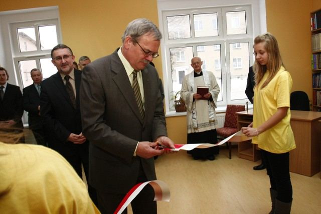 Burmistrz Czerska Marek Jankowski
