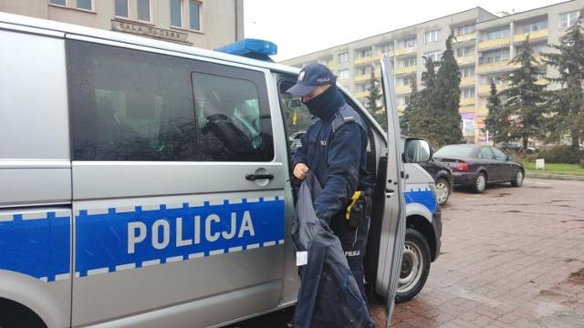 Piotrków przekazał pieniądze na patrole ponadnormatywne policji w 2021 roku. Mniej niż w latach ubiegłych
