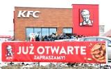 Restauracja KFC w Krośnie otwarta. 300 kubełków rozeszło się błyskawicznie [ZDJĘCIA]