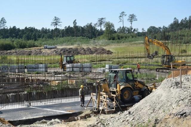 Tak wygląda budowa rybnickiego odcinka drogi Pszczyna - Racibórz