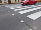 Poznań ma supernowoczesne przejście dla pieszych. Zebra na Głównej zaświeci się, gdy na nią wejdziesz [ZDJĘCIA]